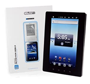 Cover-Up Nextbook Premium7 Tablet Anti-Glare Matte Screen Protector at Electronic-Readers.com