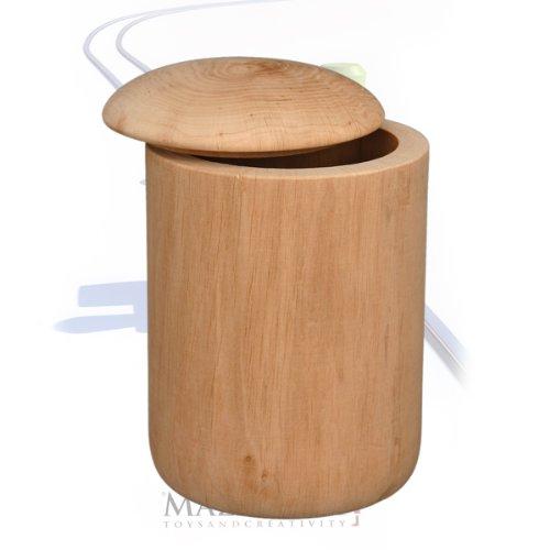 Accessori cucina prezzo barattolo in legno piccolo da for Accessori arredo casa