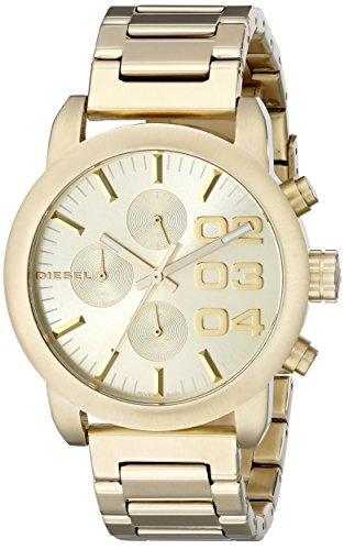 ea7edc467c31 Diesel DZ5435 - Reloj para mujeres color dorado