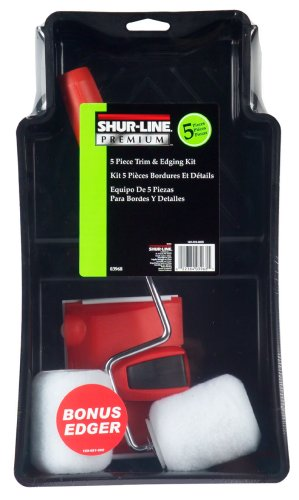 Shur-Line 03968 5 Piece Premium Trim Kit