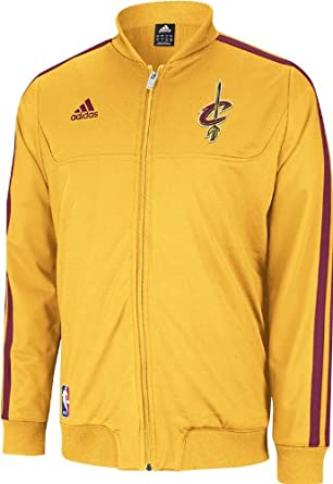 Cleveland Cavaliers Adidas Home Weekend 2012-2013 Authentic On-court Jacket by adidas