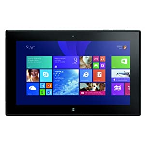 Amazon.com: Nokia Lumia 2520 4G LTE Tablet, Black 10.1-Inch 32GB (AT&T