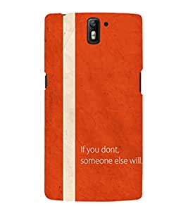 Ebby Premium Printed Mobile Back Case Cover With Full protection For Oneplus One / Oneplus 1 (Designer Case)