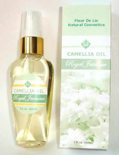 Camellia Oil - Royal Jasmine, 2oz / 60 ml., 100%