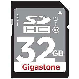 GIGASTONE GS-SDHCU132G-R Class 10 UHS-1 Card SDHC 32GB