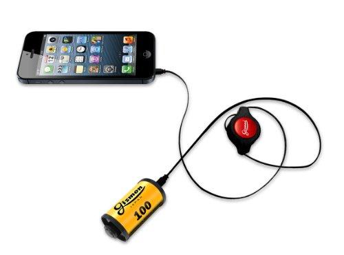【離れて撮影】iPhone用リモートシャッター「GIZMON iCA REMOTE SHUTTER」