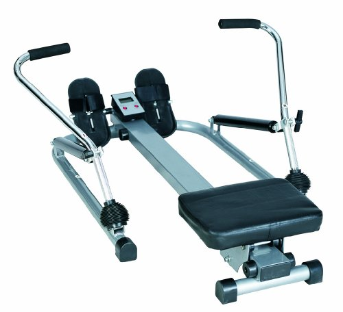 BENTLEY FITNESS SCULLING ROWER ROWING MACHINE HYDRAULIC ARMS