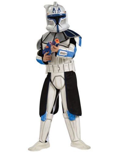 Clonetrooper Rex Deluxe Child Large Kids Boys Costume