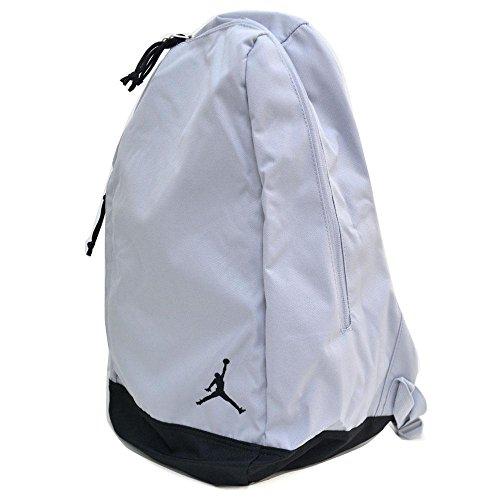 Nike JORDAN(ナイキ ジョーダン) ジャンプマン バックパック/リュック (WOLF GREY/BLACK/BLACK) - [並行輸入品]