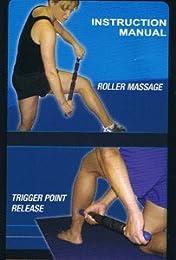 Pro-Tec rouleau de massage Stick avec Trigger Point de sortie