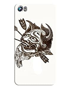 Back Cover for Micromax Canvas Fire 4 A107