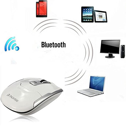 R-Horse Rf-9100 Wireless Mini Bluetooth 3.0 Optical Slim Mouse