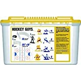 Kaskey Kids Hockey Guys Blue vs. Yellow Figure Set
