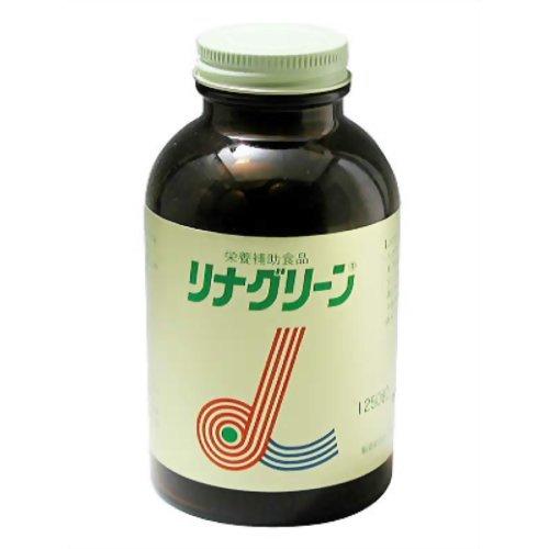 大日本インキ リナグリーン 1250粒