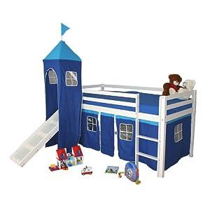 Lettino culla per bambini letto a castello letto a for Kinderhochbett junge