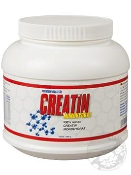 BMS Creatin Monohydrat 1000g Dose