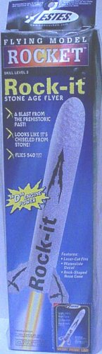 2146 Rock-It Stone Age Flyer Kit Skill Level 1