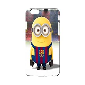 BLUEDIO Designer 3D Printed Back case cover for Apple Iphone 6/ 6s - G3916