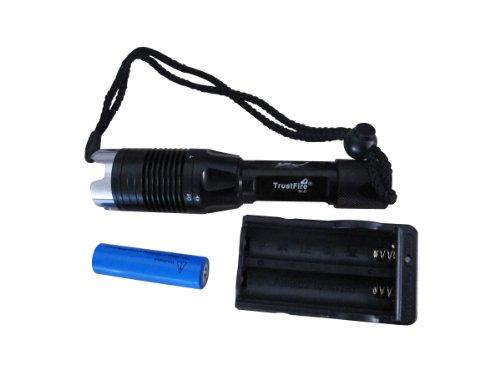 TrustFire J1 Diving 1000Lm CREE XM-L T6 LED Flashlight Torch Waterproof