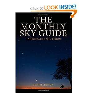 The Monthly Sky Guide Wil Tirion