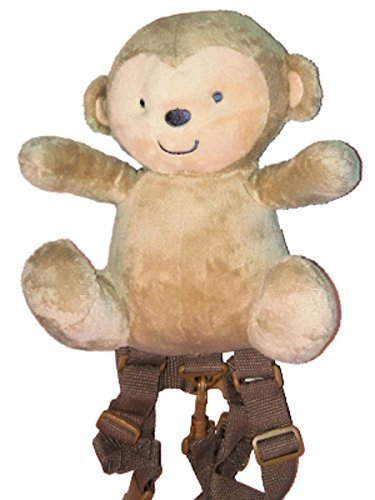 Child of Mine 2-in-1 Harness Buddy (Bear (Neutral))