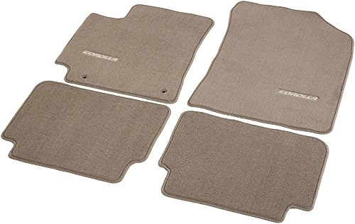 toyota corolla floor mats floor mats for toyota corolla. Black Bedroom Furniture Sets. Home Design Ideas
