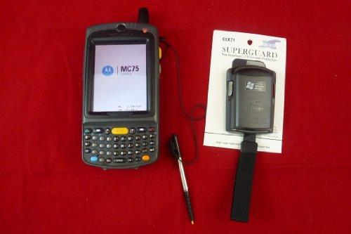 Motorola Mc75 Barcode Scanner- P/N: Mc7598-Pzfskqwa9Wr / Windows Mobile, Windows Mobile 6.0 Pro / Wlan 2D Imag / Cdma / Camera / Bluetooth