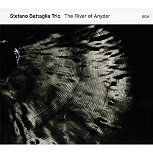 Stefano Battaglia - The River of Anyder cover