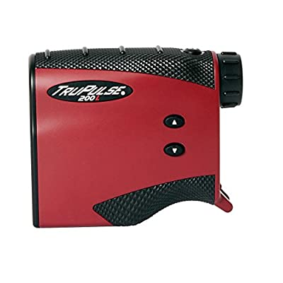 LASER Technology TruPulse 200L Laser Rangefinder, Red from Laser Technology Inc