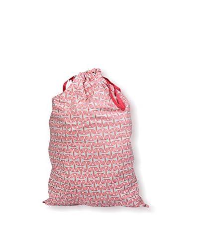 Malabar Bay Alice Pink Laundry Bag, Pink