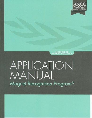 Application Manual, Magnet Recognition Program