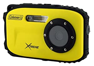 Coleman Xtreme C5WP 12 MP 33ft Waterproof Digital Camera