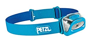 Petzl Tikkina Lampe frontale 2 LEDs Turquoise