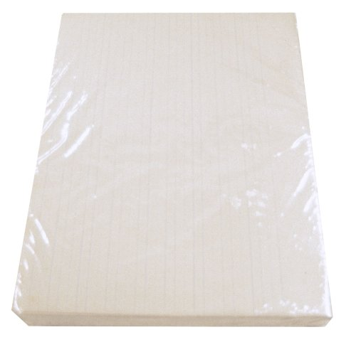 White Ruled Newsprint Paper - Ream of 500 Sheets
