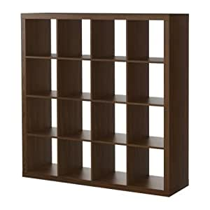 Caro 4x4 room divider bookcase desinger for Living room 4x4