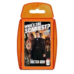 Doctor Who Series 8 (2014) Card Game - 1
