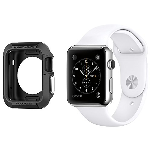 Apple Watch Case, Spigen® [Resilient] Apple