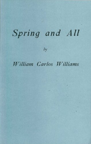 Spring and All (Facsimile Edition) (New Directions Pearls)