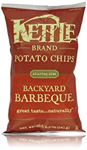 Kettle Chips, Backyard BBQ, 8.5 Oz