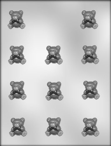 CK Products 1-1/8-Inch Baby Bear Chocolate Mold