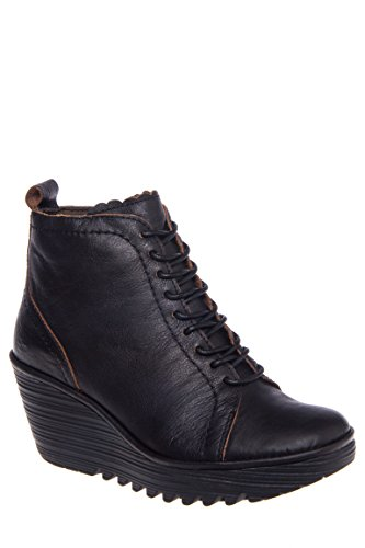 Yole Lace-Up Comfort Boot