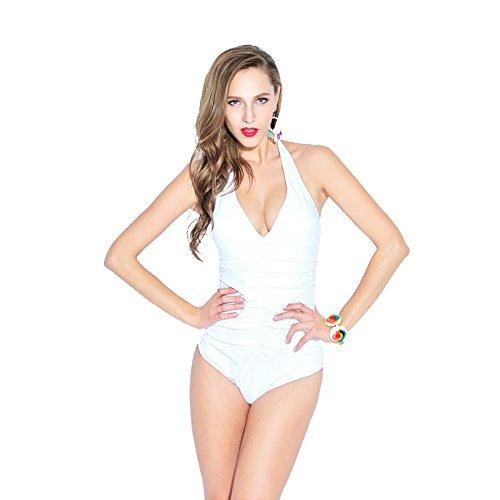 SW99066C1 Nylon Women's Bikini Swimsuit Size L (Hydro Fit Wet Vest compare prices)