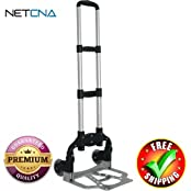 DT-50 Metal Trolley For ES-Series Active Speakers With Free 3 Feet NETCNA HDMI Cable - BY NETCNA