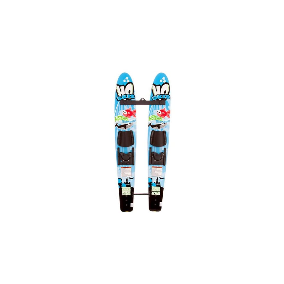 HO Sports Hot Shot Trainers Junior Combo Water Skis With