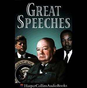 Great Speeches Speech