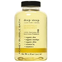 Bubble Bath Grapefruit+Bergamot 17.5 Ounces by Deep Steep