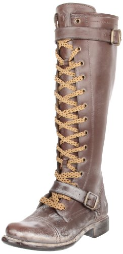 e10b469233c Women Shoes For sale: Compare FRYE Women's Jenna Cap toe Boot,Dark ...