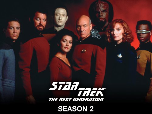 Amazon.com: Star Trek: The Next Generation Season 2