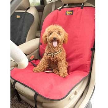Luxury Folding Design Waterproof Single-Seat Dual-Purpose Type Car Seat Cover For Pets (106 X 56Cm) front-11083