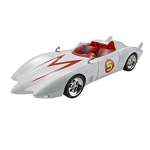 Mattel Speed Racer Collector 1:24 Mach 5 Vehicle